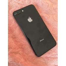 Apple iPhone 8 Plus  Noir