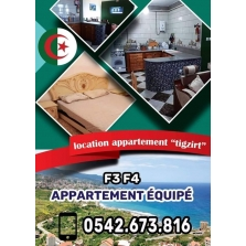 Location Appartement Equipé