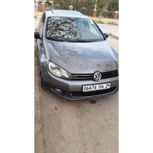 Volkswagen Golf 6  2014