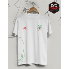 T-shirts Equipe National Algerie 2019