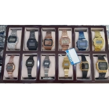 Montres Casio water proof