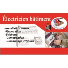 Electricien Batiments