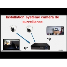 instalation camera surveillance