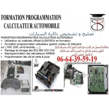 Formation Programation Calculateur Automobile