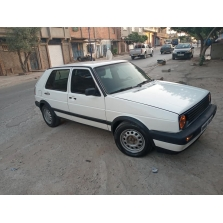 Volkswagen Golf 2  1990