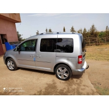 Volkswagen Caddy Cup 2015