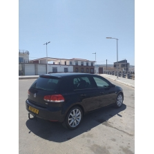 Volkswagen Golf 6  2011