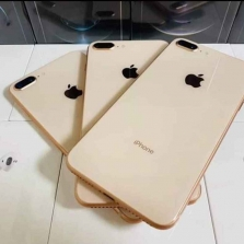 Apple iPhone 8 Plus  Golden
