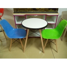 Chaise et table fiesta