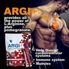 Complement Alimentaire Forever Argi+