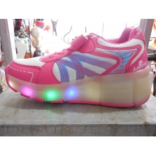 Chaussures A Roulettes Lumineuse Led